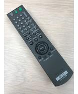 SONY RMT-D168A DVD Remote Control For Sony DVP-NC555ES DVP-NC675 DVP-NC675B (V6)