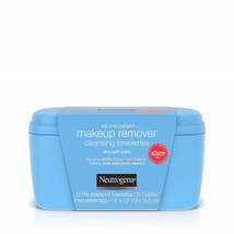 Neutrogena Makeup Remover Cleansing Towelettes, Daily Face Wipes to Remove Dirt, - $24.76