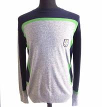 R-530100 New Dolce & Gabbana Multi Color Sweater Size XL - $119.99