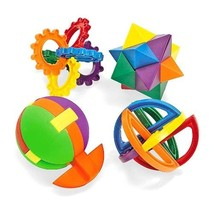 Fun Express Novelty Plastic Balls Puzzle Kids Toys (1 Dozen) - $15.72