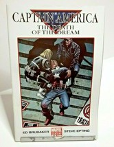 Captain America Death Of A Dream Marvel Issue 25 April 2007 Variant - $3.50