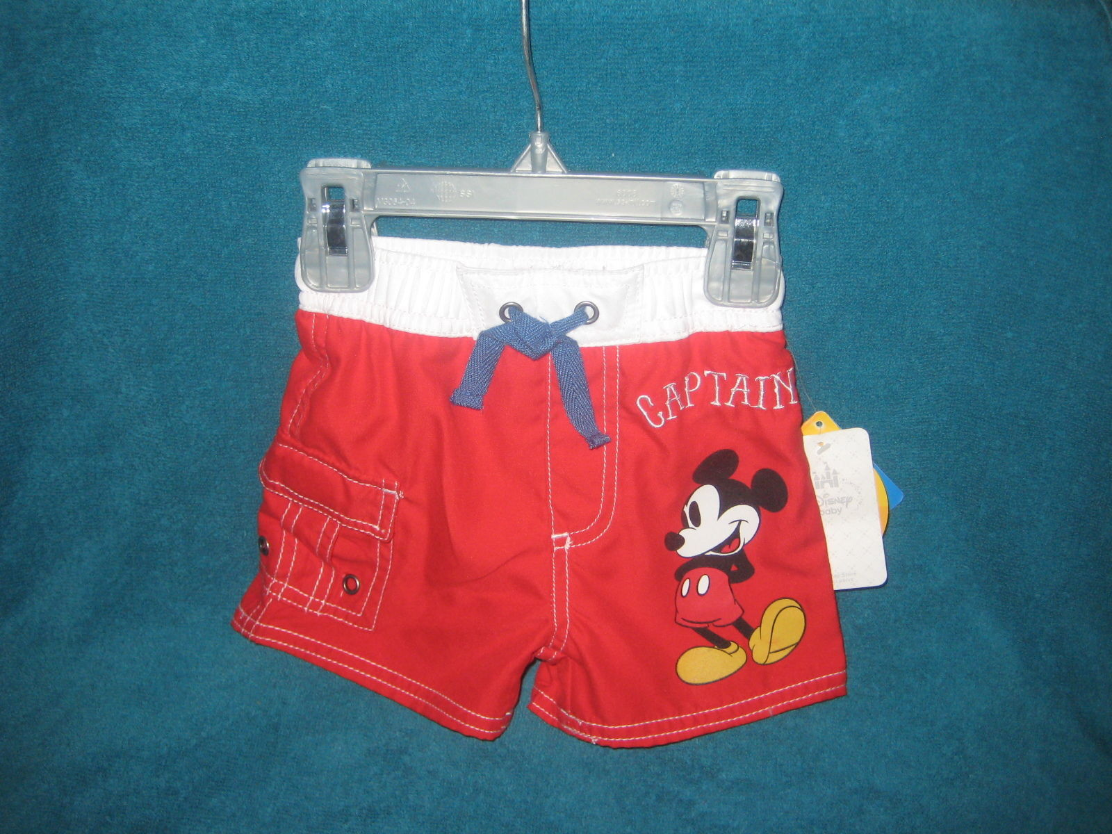 e1736260a808 Disney Mickey Mouse Captain Baby Boy Swim and 45 similar items. S l1600