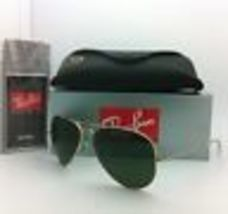 d3c4d940b7 Polarized RAY-BAN Sunglasses LARGE METAL RB and 42 similar items