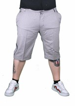 Five Four Zone Bianco e Nero Ash Vero Dritto Pantaloncini Vestibilità