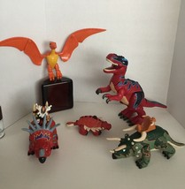 Imaginext Jurassic World Lot Of 5 Dinosaurs - $25.99