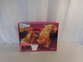 Barbie High Stepper Horse 1994 Mattel Horse Really Walks   new open box - $67.02