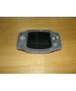 Nintendo Gameboy Advance Glacier AGB-001 and worm light EXPECT DAILY PRICE DROPS - $57.91