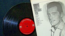 Robert Goulet -  Without You AA20-RC2104 Vintage image 6