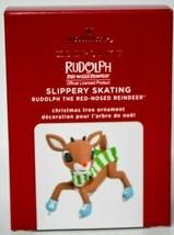 Hallmark  Slippery Skating - Rudolph Red-Nosed Reindeer  Keepsake Orname... - $19.79