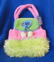 Ganz Webkinz Plush Pink Carrier HC-100 Code Included - $13.32