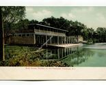 Boat House Rhodes on the Pawtucket Rhode Island - €7,07 EUR