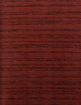 Mid Century Modern Upholstery Fabric Ad Men Tweed Stripe Salmon 12.125 y... - $80.64