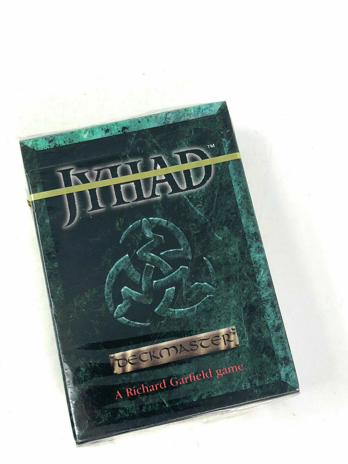 Vampire the Masquerade - Jyhad Starter Deck (Sealed) - OOP (1994) - WOD - $45.00