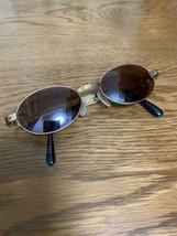 Jean Paul Gaultier Vintage Sunglasses JPG description Rare Good Conditio... - $441.53