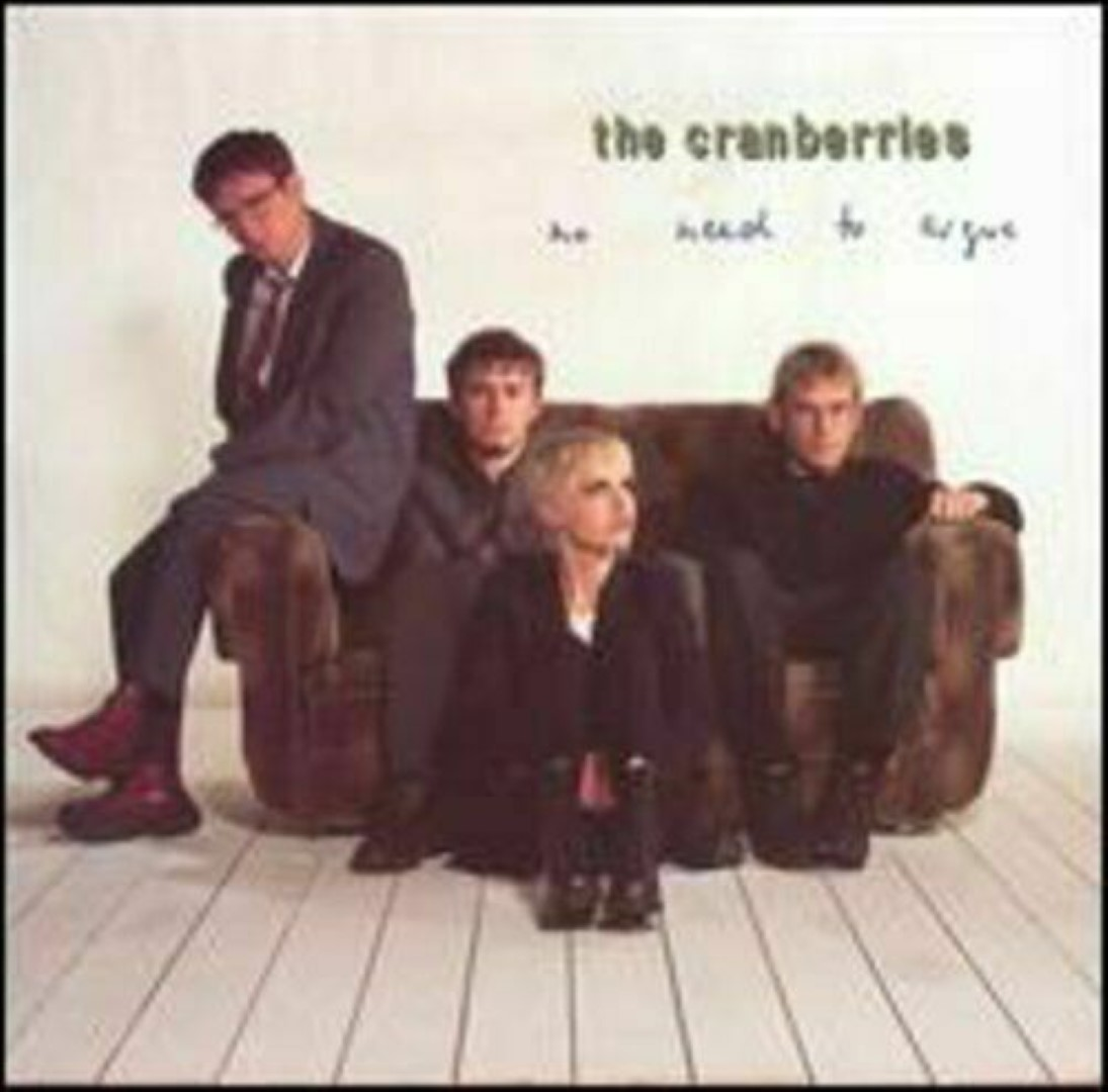 The Cranberries - No Need To Argue Cd