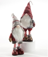"""Gnome Set of 2 Design Table Decor Polyester 17"""" Tall - $71.99"""