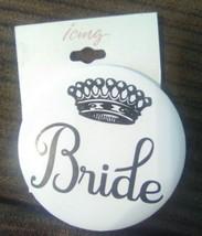 Bride Pin - $11.40