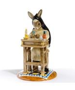 """Royal Doulton Bunnykins & Beatrix Potter Sister Mary Barbara H. 4.25"""" DB334 - $54.45"""