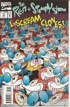 Marvel The Ren & Stimpy Show #12 I Scream Clones Cartoon Character Humor... - $3.95