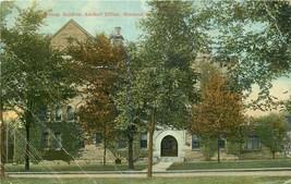 DB OH Postcard Da782 Biology Building Adelbert College Cleveland Cancel ... - $6.00
