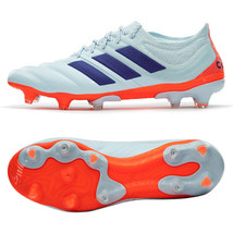 Adidas Copa 20.1 Firm Ground FG Football Boots Soccer Cleats Sky Blue EH... - $181.99