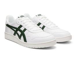 ASICS Tiger Men Court S MEN Shoes Sneakers 1191A212.101 WHITE HUNTER GREEN - $84.00