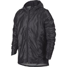 NIKE HYPER ELITE SHIELD MEN'S FULL ZIP HOODED JACKET SZ L, #801919-060 $... - $89.09