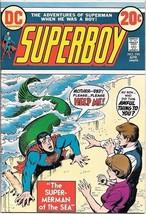 Superboy Comic Book #194 DC Comics 1973 VERY FINE- - $13.54