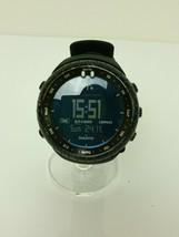 SUUNTO CORE STINGER watch digital BLK digital watch working men Very good! - $214.51