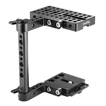 SMALLRIG Camera Cage for Panasonnic GH5 GH4 GH3 GH2 G7/Sony A9 A5000 A6000 - $97.42