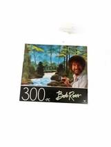 "Rustic Barn By Bob Ross Cardinal 300 Piece 14"" X 11"" Puzzle - $5.99"