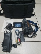 SONY CCD-TRV82 8mm Video8 HI8 CAMCORDER, Incl. battery & charger.  perfe... - $196.34