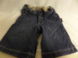 Boys Gap Carpenter Denim Shorts Size 12 Regular - $14.00