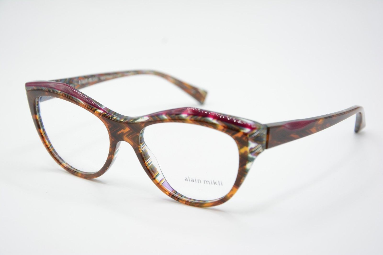 c14a122fc0 New Alain Mikli A 03041 4115 Brown and 50 similar items