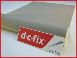 DC Fix Self Adhesive Gray Velour Vinyl Contact Paper 205-1721 - $4.10+