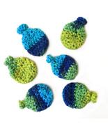 Handmade Crocheted Reusable Water Balloons - Set of 6 - $8.00