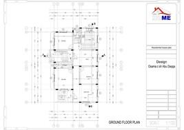Custom Modern House Plans 9 Bedroom & 6 Bathroom With Original CAD & PDF  - $24.74