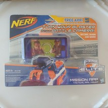 Nerf N Strike Elite Mission Tactical Cell Phone App Rail Mount Battle Camera 8+  - $13.28