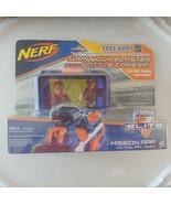 Nerf N Strike Elite Mission Tactical Cell Phone App Rail Mount Battle Ca... - $13.28