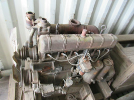 Perkins 6 Cylinder Diesel Engine Used 135145F, 135139, 135842 - $631.12