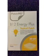 PatchMD B12 Energy Plus Patch 30-patches Patch-MD BB - $15.00