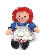 """Russ Berrie 16"""" Button Eye Raggedy Ann Rag Doll - $59.99"""