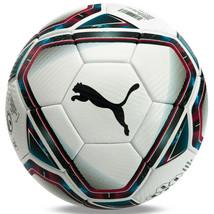 Puma teamFINAL 21.2 FIFA Quality Pro Ball Soccer Football White 08330401 Size 5 - $72.99