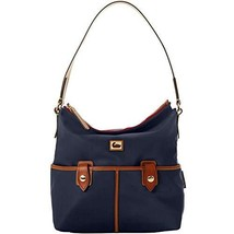 Dooney & Bourke Nylon Wayfarer Sac Navy Purse Handbag