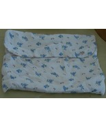 Vintage Used Cloth Storage or Travel Bag - GREAT FOR STORING HAIR ACCESS... - $6.92