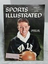 Sports Illustrated January 21 1957 Johnny Lee Yale Basketball vintage ma... - $11.30