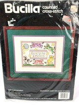 Bucilla Dare To Be Different New/Unopened Cross Stitch 40774 Vintage 1994  - $24.74