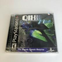 Qix Neo (Sony PlayStation 1 PS, 2003) - New & Sealed - $37.25