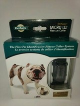 "PetSafe Collar Large Dog / Pet Micro I.D. Rescue Collar fits necks up to 26"" - $19.99"
