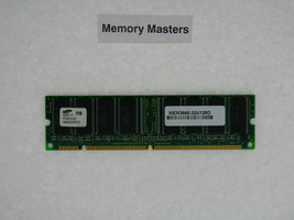 MEM3660-32U128D 128MB Approved DRAM Memory for Cisco 3660 Series